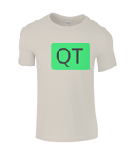 qt - youth's t-shirt