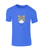 Cat - kid's t-shirt
