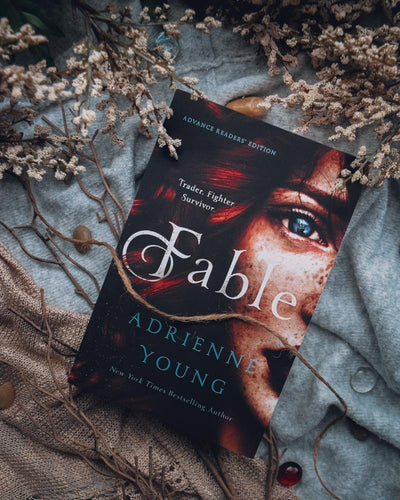 Review: Fable by Adrienne Young