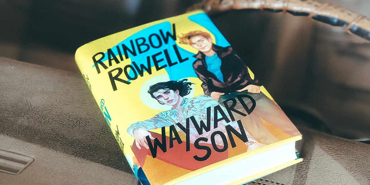 Review of Wayward Son by Rainbow Rowell