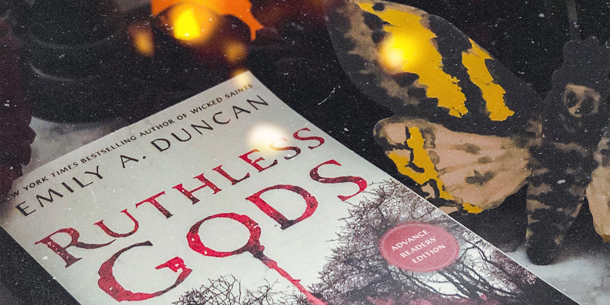 Ruthless Gods Book Review