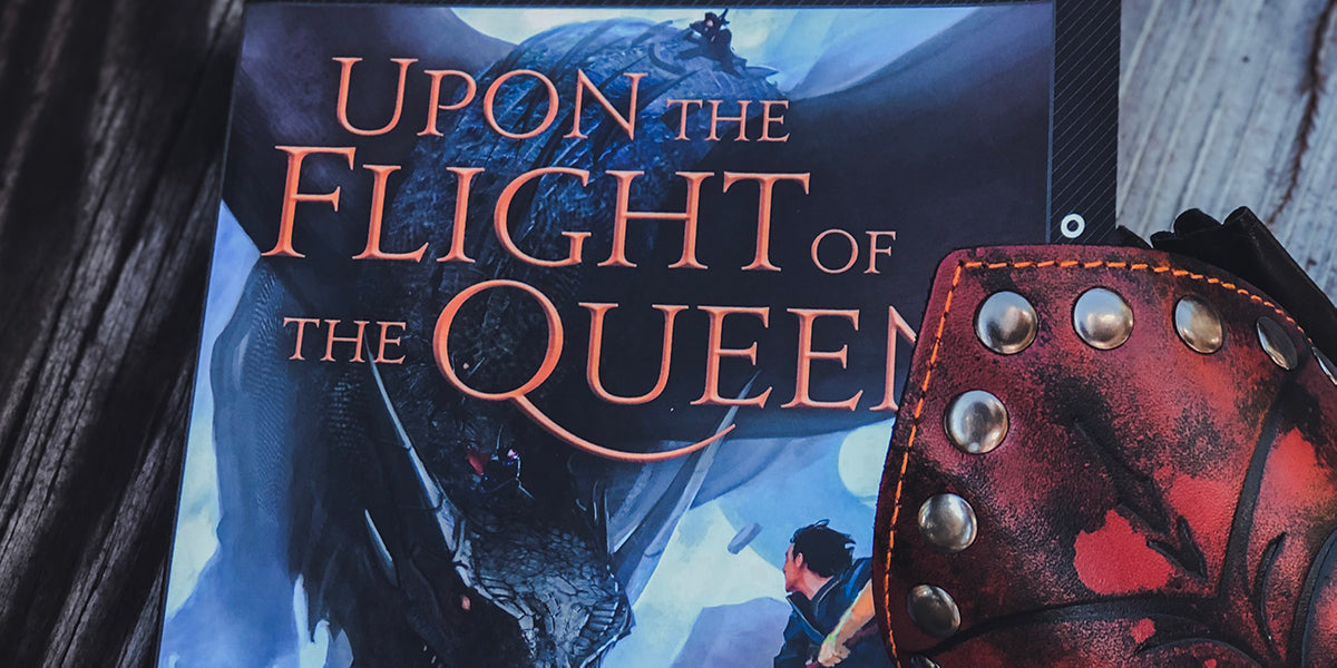 Upon the Flight of the Queen Review