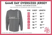 Forks, Washington Game Day Jersey - Limited Edition