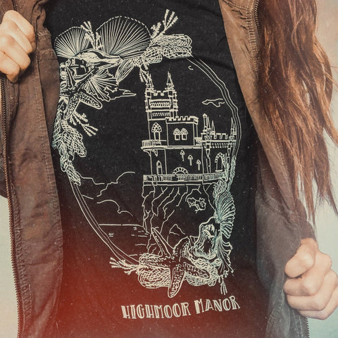Highmoor Manor - Boyfriend Tees