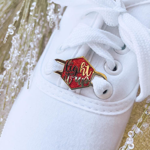 Light It Up Shoe Charm Set - A Grade - Shoe Charm