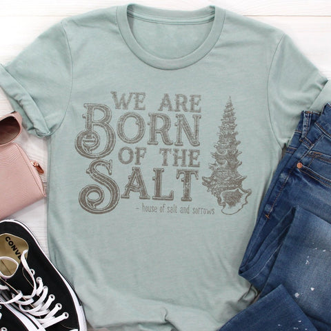 People of Salt - Boyfriend Tees