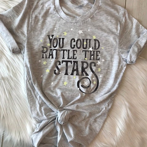 Rattle the Stars - Boyfriend Tees