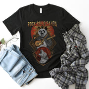 Rock Solid Panda - Boyfriend Tees