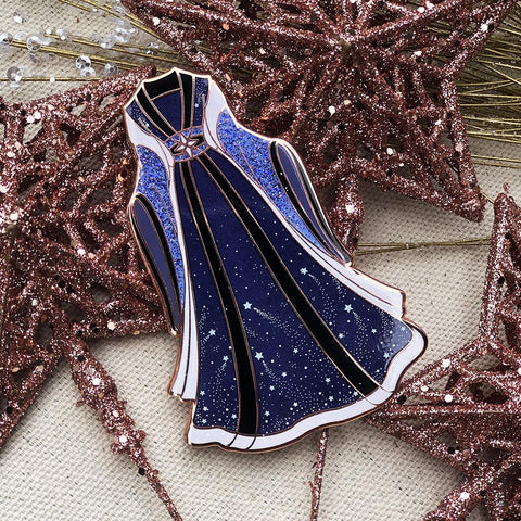 The Blood of Stars Novel Threads Enamel Pin - A Grade - Enamel Pin