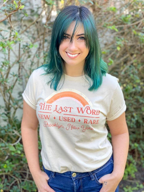 The Last Word Bookstore - Boyfriend Tees