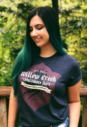 Willow Creek Renaissance Faire - Boyfriend Tees