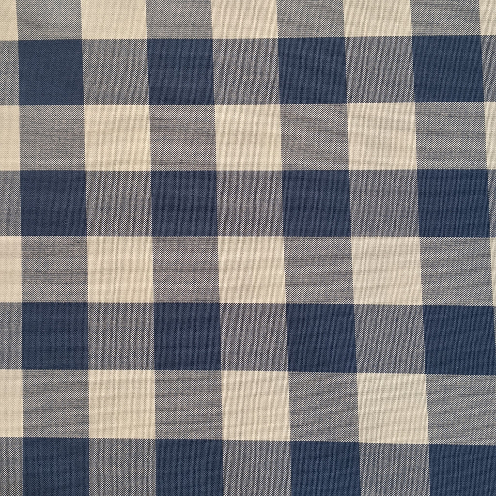 "Carolina Gingham 1"": Denim"