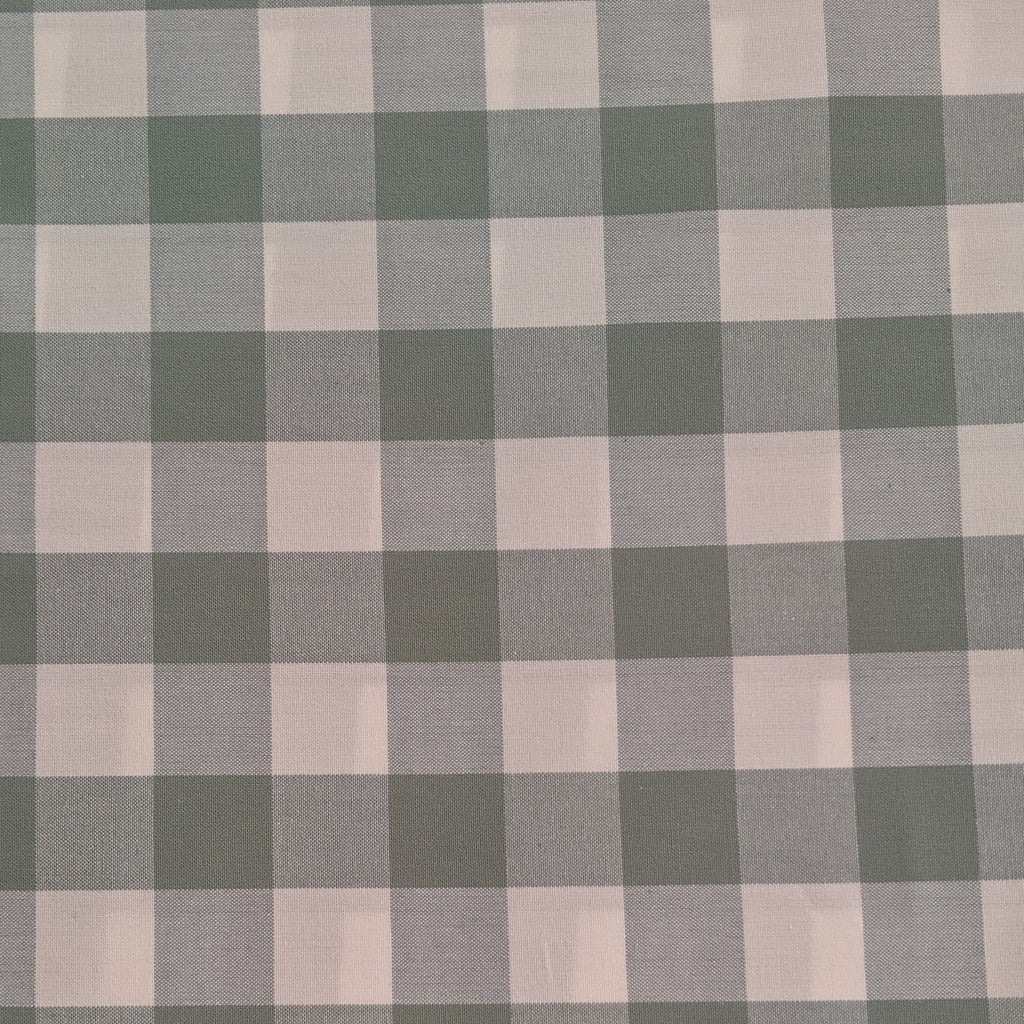 "Carolina Gingham 1"": Fog"