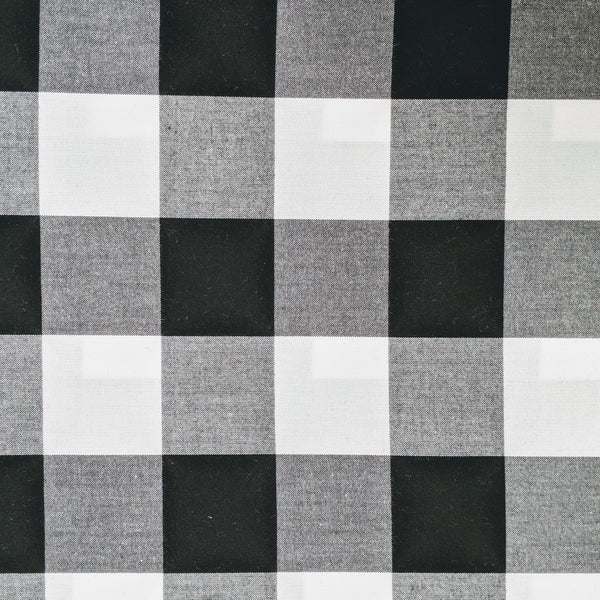 "Carolina Gingham 2"": Black"