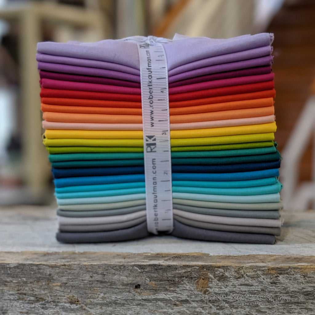 Kona Cotton Solid Bundle