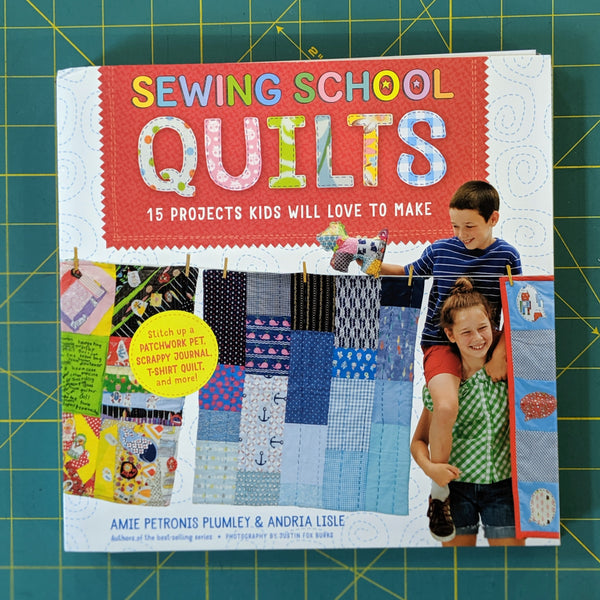 Sewing School: Quilts