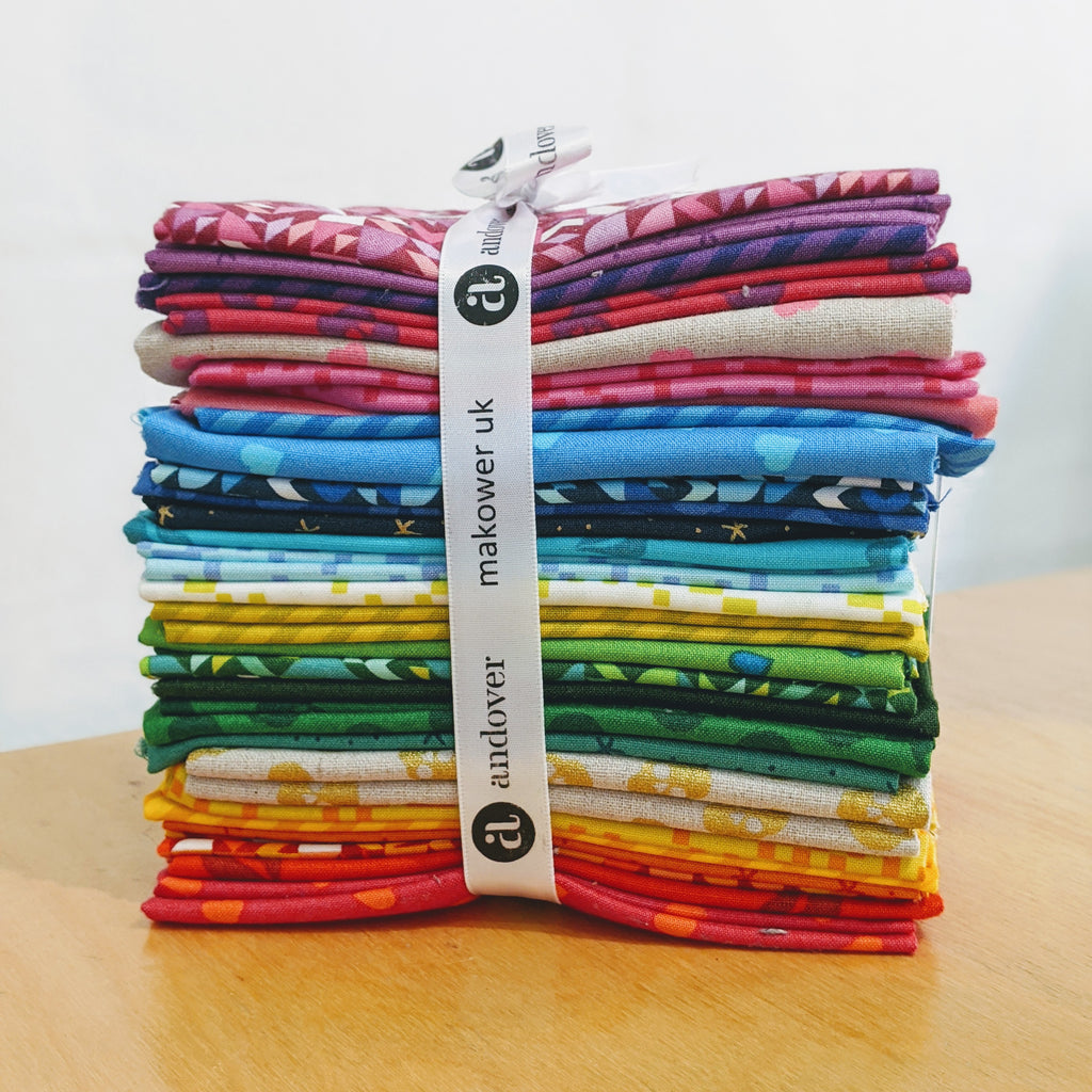 Allison Glass: Fat Quarter bundle
