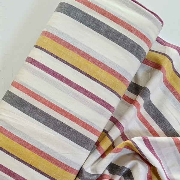 Belize Stripe Linen