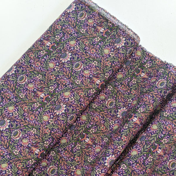 Liberty: Purple Floral