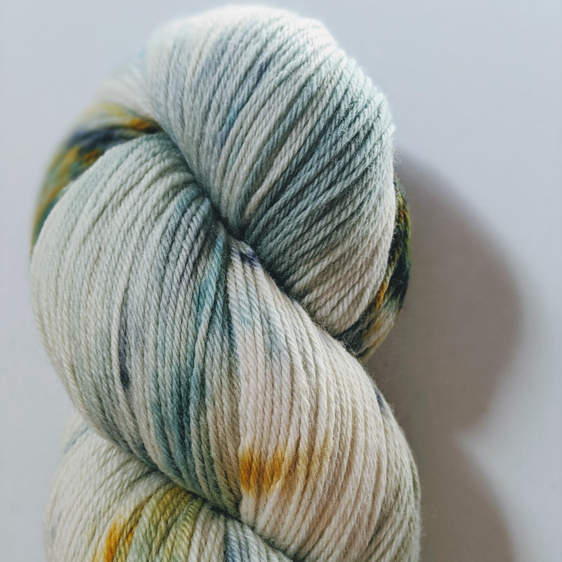 4 ply Fingering Weight : Ohio in Springtime