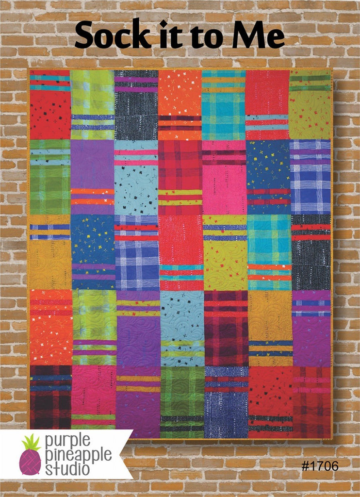 Sock it to Me Quilt Pattern