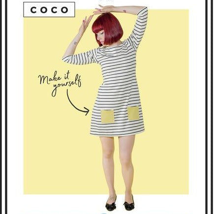 CoCo Dress & Top by Tilly and the Buttons