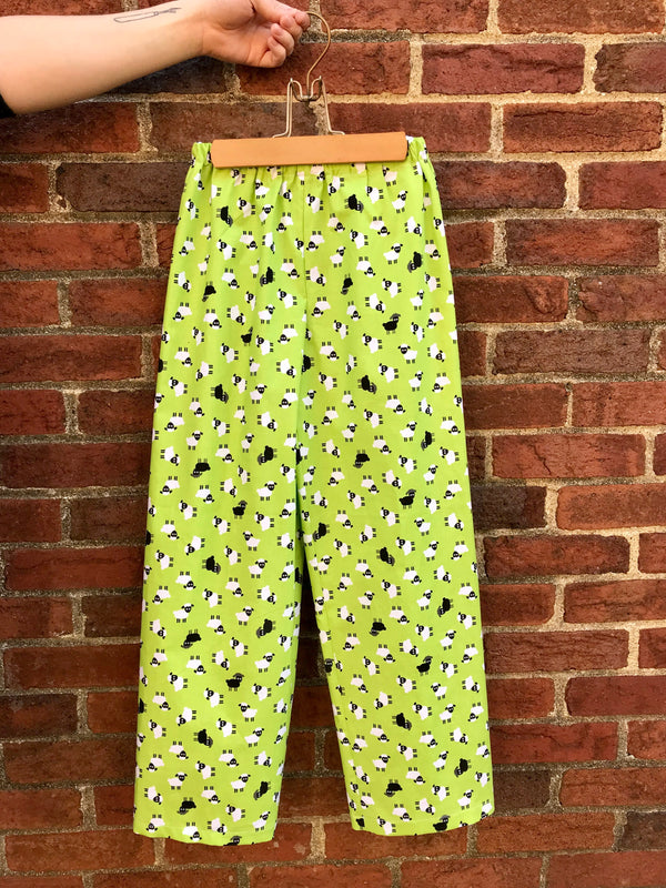 Kids Sewing 102: Pajama Pants