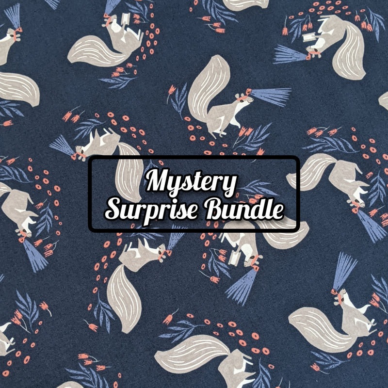 Mystery Fat Quarter: Mystery Surprise