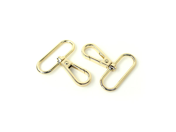 Swivel Clasps Gold 1 1/2in
