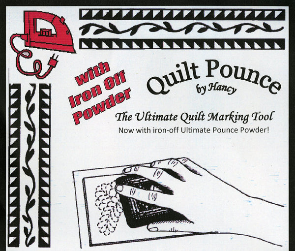 Quilt Pounce with Ultimate Pounce Powder