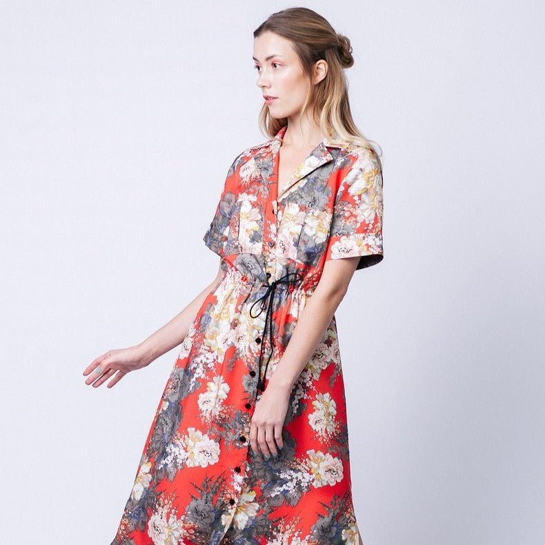Reeta Shirt Dress