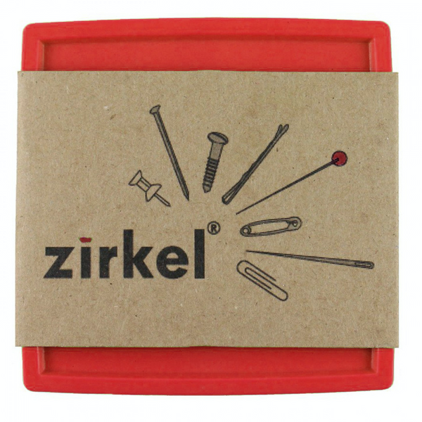 Zirkel Magnet-Red