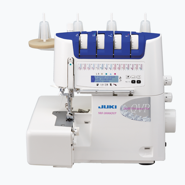 Juki MO-2000 Air-thread Serger- Call for Best Prices