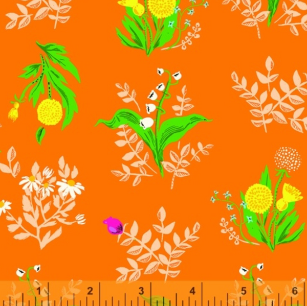 Tiger Lily Bouquet- 20th Anniversary Fabric