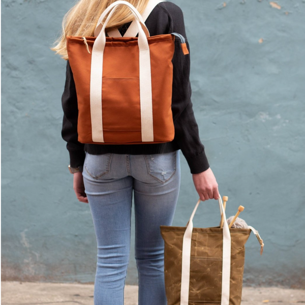 Buckthorn Backpack and Tote