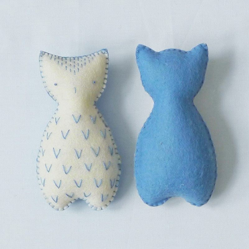 LITTLE POCKET PALS KIT - Small/Delft