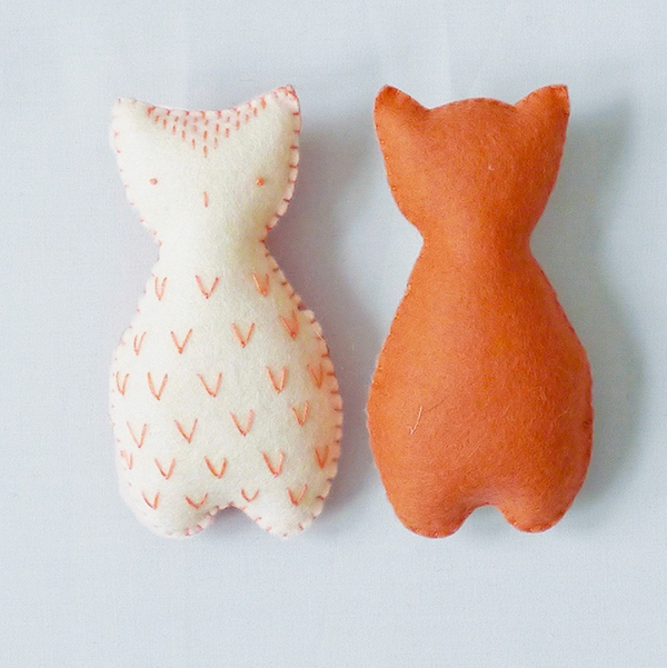 Copy of LITTLE POCKET PALS KIT - Small/Salmon