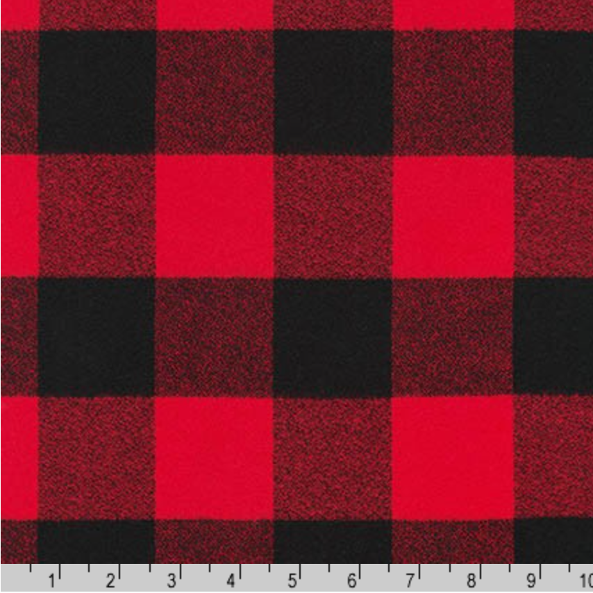 Mammoth Flannel - Buffalo Check 2""