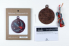 Pre-Order Pine Branch - DIY Stitched Ornament Kit