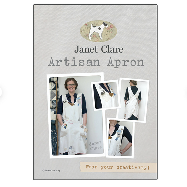 Artisan Apron by Janet Clare
