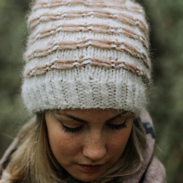 Tamitik Hat - Printed Pattern by Very Shannon