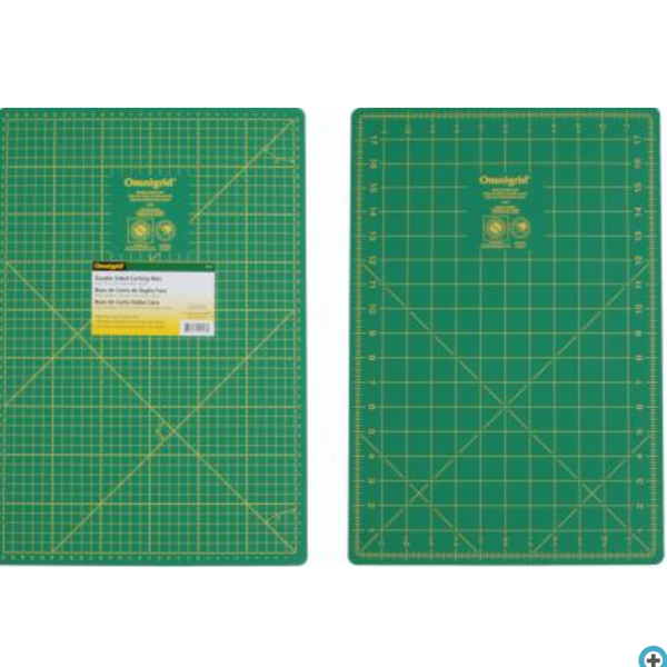 Cutting Mat 12 x 18 Double Sided - Omnigrid