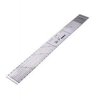"O'Lipfa - 4x36"" lip edge ruler"