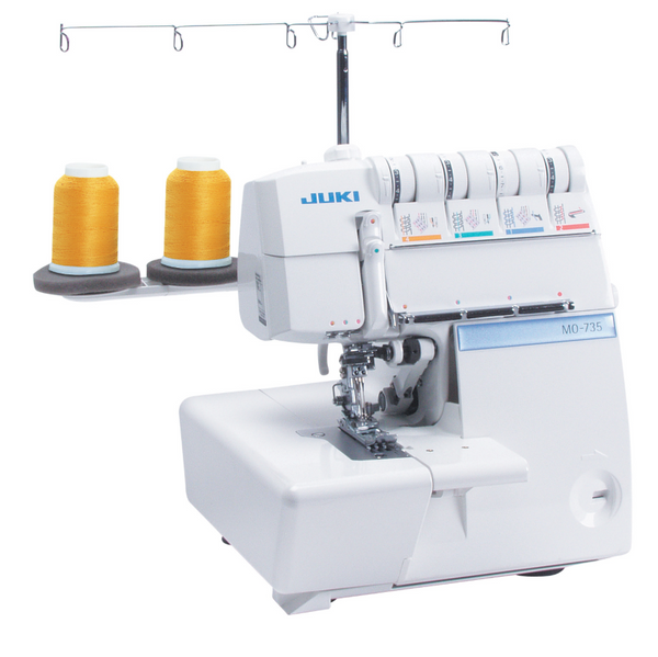 JUKI MO-735 Serger/Cover Stitch Machine