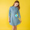 Rosa Shirt and Shirt Dress