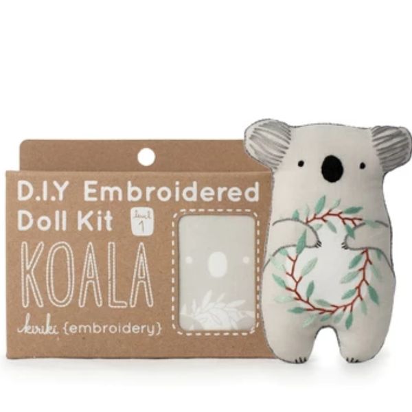 Koala Embroidery Kit