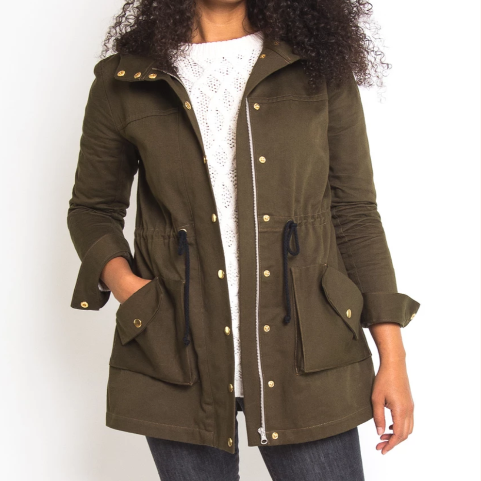 Closet Case - Kelly Anorak Jacket