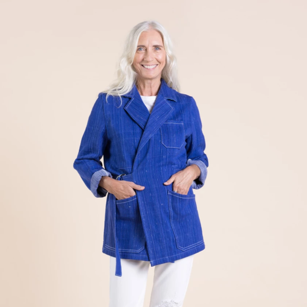 Sienna  Maker Jacket by Closet Case Patterns