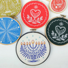 Embroidery Kit: Festival of Lights