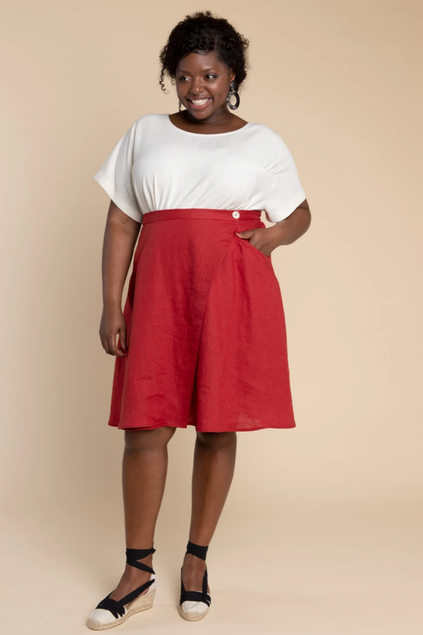 Closet Case - Fiore Skirt Pattern